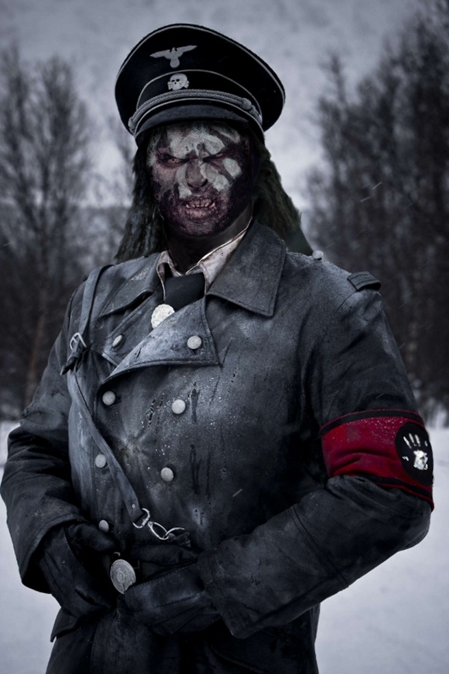 Gatekeepers of Amon Hen - A cross between an orc and a Nazi.